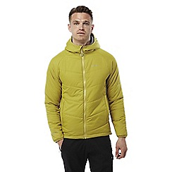 Craghoppers - Sulphur yellow Compresslite weather resistant jacket