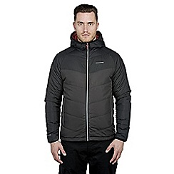 Craghoppers - Black pepper compresslite packaway hooded jacket