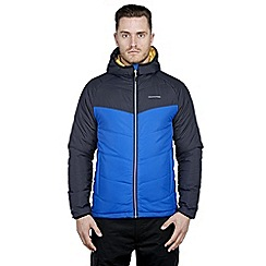 Craghoppers - Imperial blue compresslite packaway hooded jacket