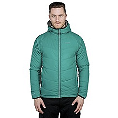 Craghoppers - Alpine green compresslite packaway hooded jacket