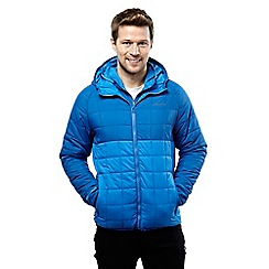Craghoppers - Deep china blue ascent compresslite weather resistant jacket