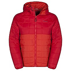 Craghoppers - Chilli/dynamite ascent compresslite weather resistant jacket