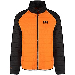 Bear Grylls - Bearorange/black bear core compresslite jacket