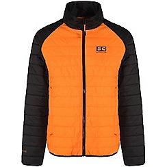 Bear Grylls - Bearorange/black bear core compresslite jacket
