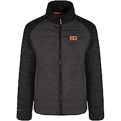 Bear Grylls - Black pepper bear grylls compresslite weather resistant jacket