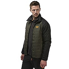 Bear Grylls - Advengreen/black bear core compresslite jacket