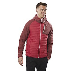 Craghoppers - Maple red Response compresslite weather resistant jacket