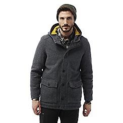 Craghoppers - Dark grey marl Hamilton water-resistant jacket