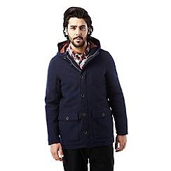 Craghoppers - Dark navy marl Hamilton water-resistant jacket