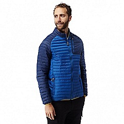 Craghoppers - Deep blue venta superlite elite hybrid jacket