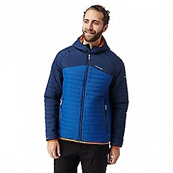 Craghoppers - Deep blue Discovery adventures climaplus lightweight jacket