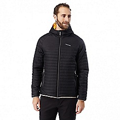 Craghoppers - Black Discovery adventures climaplus lightweight jacket