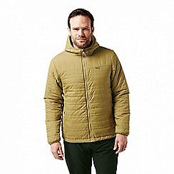 Craghoppers - Yellow 'Compresslite' insulating jacket
