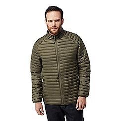 Craghoppers - Green 'Venta' lite insulating jacket