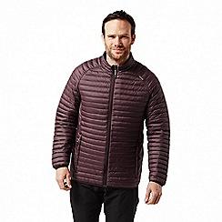 Craghoppers - Red 'Venta' lite insulating jacket