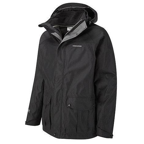 Craghoppers - Black kiwi 3-in-1 jacket