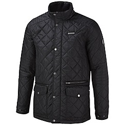 Craghoppers - Black allerton quilted jacket
