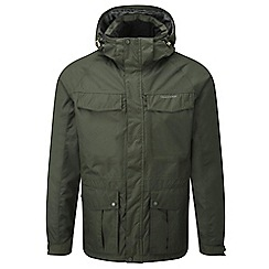 Craghoppers - Dark cedar kiwi thermic jacket