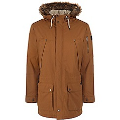 Craghoppers - Dirty olive leven parka