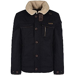 Craghoppers - Dark navy faceby bomber jacket