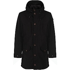 Craghoppers - Black/black pepper 364 3-in-1 hooded waterproof jacket
