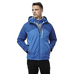 Craghoppers - Sport blue Reaction thermic iii waterproof jacket