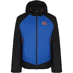 Bear Grylls - Extrblue/black bear core insulated waterproof jacket