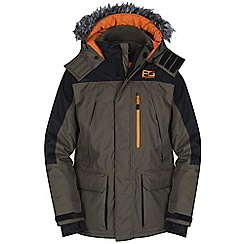 Craghoppers - Adventuregreen/blk bear expedition jacket