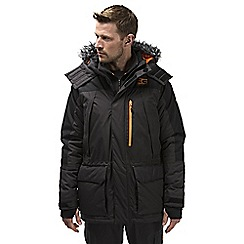 Bear Grylls - Blk pepper/black bear expedition jacket