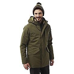 Craghoppers - Dark moss 250 waterproof jacket