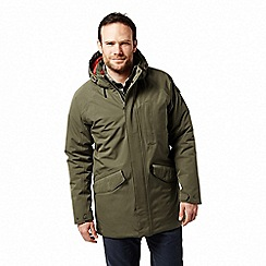 Craghoppers - Green '250' insulated waterproof jacket