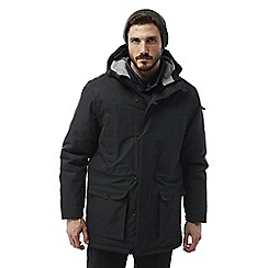 Craghoppers - Black pepper Finch insulating waterproof jacket