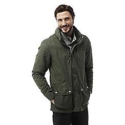 Craghoppers - Parka green Eldon waterproof insulating jacket