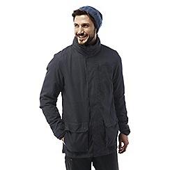Craghoppers - Black pepper Eldon waterproof insulating jacket