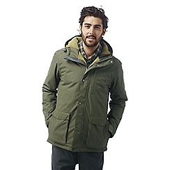 Craghoppers - Parka green Kiwi classic waterproof thermic jacket