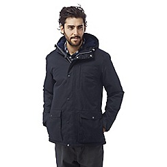 Craghoppers - Dark navy Kiwi classic waterproof thermic jacket