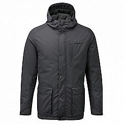 Craghoppers - Black pepper Kiwi classic waterproof thermic jacket