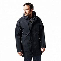 Craghoppers - Black '365' 5 in1 insulating waterproof jacket