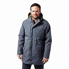 Craghoppers - Blue '365' 5 in1 insulating waterproof jacket