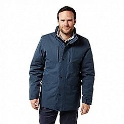 Craghoppers - Blue 'Axel' insulating waterproof jacket