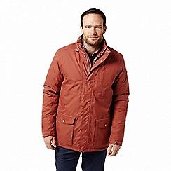 Craghoppers - Red 'Ivar' plus waterproof jacket
