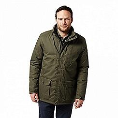 Craghoppers - Green 'Ivar' plus waterproof jacket
