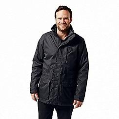Craghoppers - Grey 'Kiwi' long 3-in-1 waterproof jacket