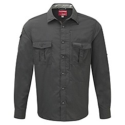Craghoppers - Black pepper nosilife long sleeved shirt
