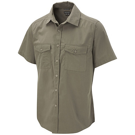 Craghoppers - Pebble Classic Kiwi Short Sleeve Shirt
