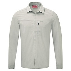 Craghoppers - Parchment nosilife long sleeved shirt