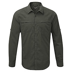 Craghoppers - Evergreen kiwi trek long-sleeved shirt