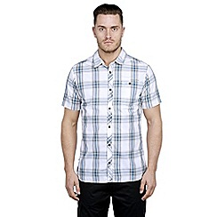 Craghoppers - White combo hassan short-sleeved shirt