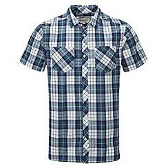 Craghoppers - Alpine green kalifa short-sleeved shirt