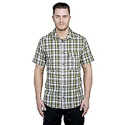 Craghoppers - Evergreen calta short-sleeved shirt